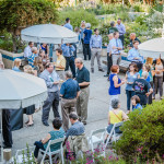 Parties at the Patio & Pavilion are a hit for clients and guests who love to enjoy the outdoors.