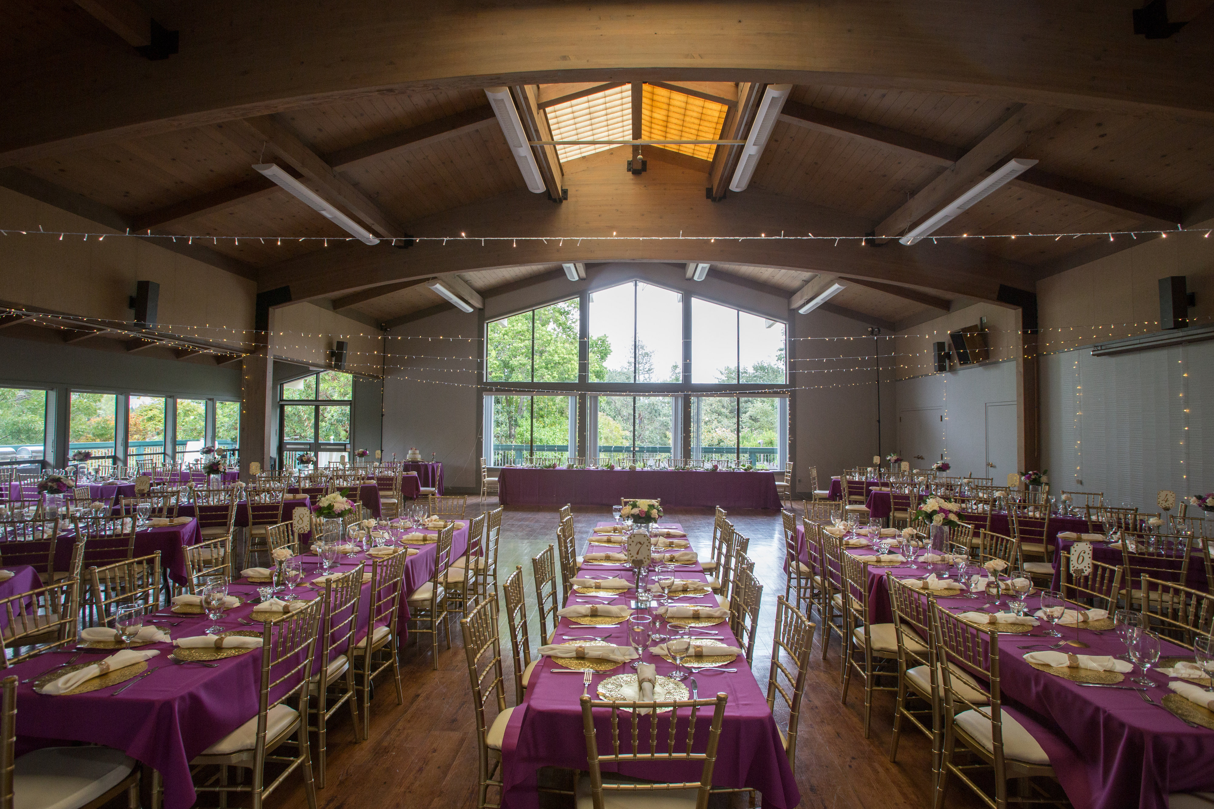 Wedding Reception Camellia Room