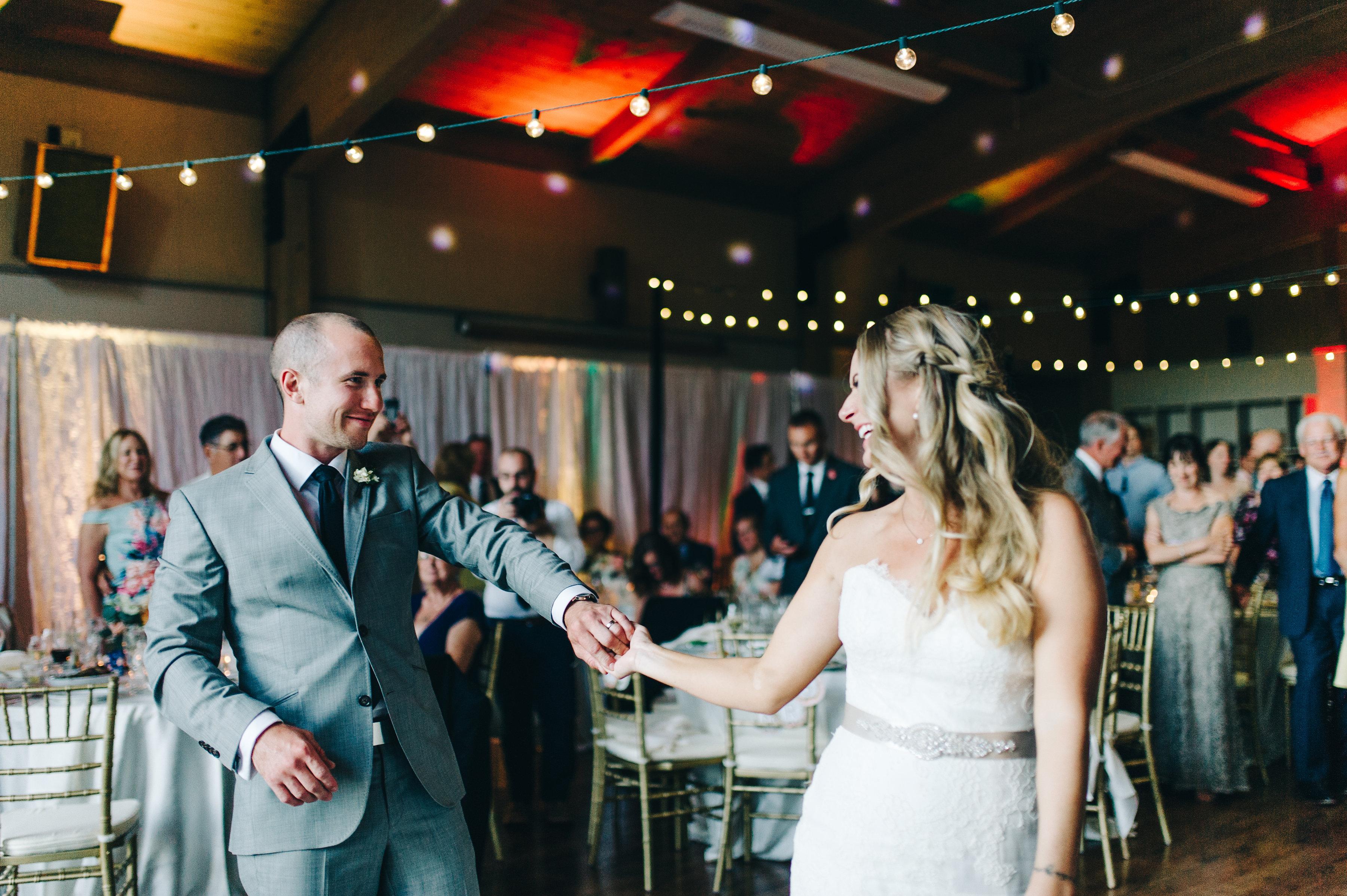 wedding, couple, bride, groom, garden, venue, reception, dancing